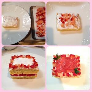 【続】Happy Birtthday!☆ ?ケーキ完成&お祝い?